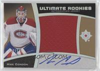 Ultimate Rookies Auto Jersey - Tier 1 - Mike Condon /149