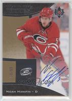 Autographed Ultimate Rookies - Tier 2 - Noah Hanifin /99