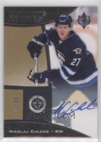 Autographed Ultimate Rookies - Tier 2 - Nikolaj Ehlers #/99
