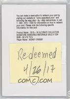 Sidney Crosby [REDEMPTION Being Redeemed] #/5