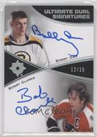 Bobby Orr, Bobby Clarke /15