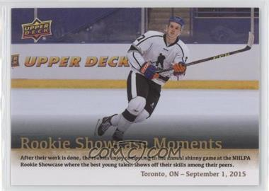 2015 Upper Deck NHLPA Rookie Showcase Moments - [Base] #NHLPA-6 - Connor McDavid