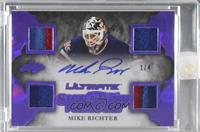 Mike Richter /4 [Uncirculated]