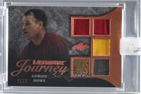 Gordie Howe [Uncirculated] #/12