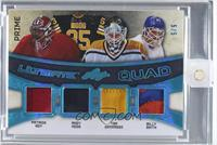 Patrick Roy, Andy Moog, Tom Barrasso, Billy Smith /5 [Uncirculated]