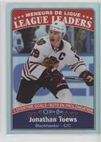 League Leaders - Jonathan Toews - OTG