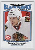 Marquee Rookies - Mark McNeill