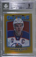 Connor McDavid /149 [BGS 9 MINT]