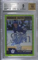 William Nylander /10 [BGS 9 MINT]