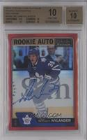 William Nylander /50 [BGS 10 PRISTINE]