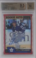 William Nylander /50 [BGS 9.5 GEM MINT]