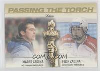Marek Zadina, Filip Zadina