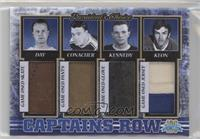 Hap Day, Charlie Conacher, Ted Kennedy, Dave Keon /5