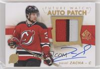 Future Watch Autographs - Pavel Zacha #/100