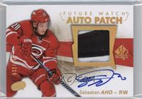 Future Watch Autographs - Sebastian Aho /100