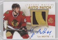 Future Watch Autographs - Tyler Motte #/100