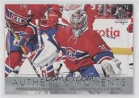 Authentic Moments - Carey Price