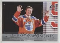 Authentic Moments - Wayne Gretzky