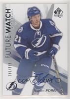 Future Watch Autographs - Brayden Point #/999