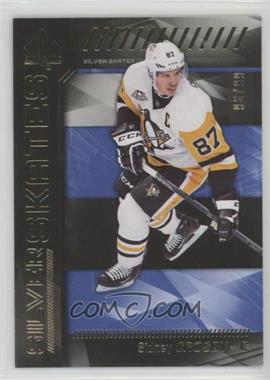 d30b28c59 2016-17 SP Authentic - Silver Skates - Gold  SS-SC - Sidney Crosby ...