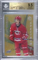 Future Watch - Level 2 - Sebastian Aho [BGS 9.5 GEM MINT] #/50
