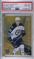 Future Watch - Level 3 - Patrik Laine /50 [PSA 10 GEM MT]