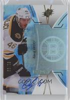 Stars and Legends - David Krejci #/99