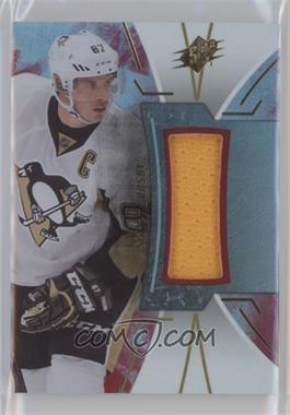 2016-17 SPx - [Base] - Red Material [Memorabilia] #34 - Stars and Legends - Sidney Crosby