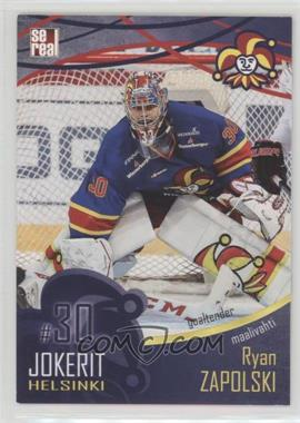 2016-17 Sereal KHL Jokerit Helsinki Collection - [Base] #JOK-BAS-001 - Ryan Zapolski