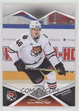 2016-17 Sereal KHL Season 9 - Amur Khabarovsk #AMR-016 - Teemu Ramstedt