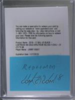 Jimmy Vesey /99 [BeingRedeemed]