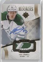 Ultimate Rookies Auto Patch - Esa Lindell #/49