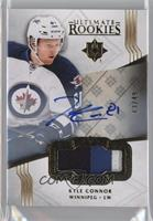 Ultimate Rookies Auto Patch - Kyle Connor #/49