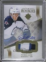 Ultimate Rookies Auto Patch - Patrik Laine #/49