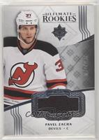Ultimate Rookies - Pavel Zacha #/249
