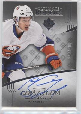 2016-17 Ultimate Collection - [Base] #114 - Ultimate Rookies Autographs Tier 1 - Mathew Barzal /299