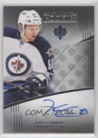 Ultimate Rookies Autographs Tier 2 - Kyle Connor /99