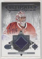 Carey Price #6/25
