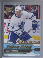 Young Guns - Zach Hyman #/100