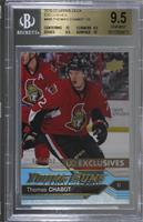 Young Guns - Thomas Chabot /100 [BGS 9.5 GEM MINT]