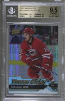 Young Guns - Sebastian Aho [BGS 9.5 GEM MINT]