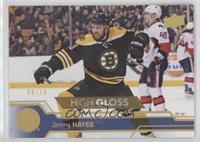 Jimmy Hayes #/10