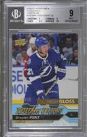 Young Guns - Brayden Point /10 [BGS 9 MINT]