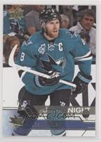 Joe Pavelski #/25