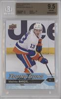 Mathew Barzal [BGS 9.5 GEM MINT]