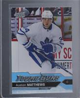 Young Guns - Auston Matthews [Mint or Better]