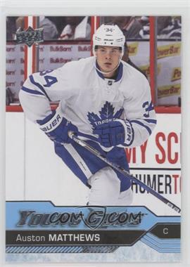 2016-17 Upper Deck - [Base] #201 - Young Guns - Auston Matthews