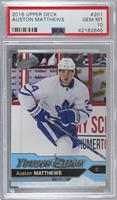 Young Guns - Auston Matthews [PSA 10 GEM MT]