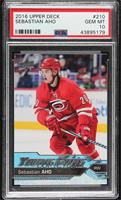 Young Guns - Sebastian Aho [PSA 10 GEM MT]