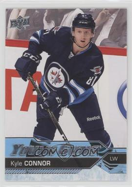 2016-17 Upper Deck - [Base] #212 - Young Guns - Kyle Connor
